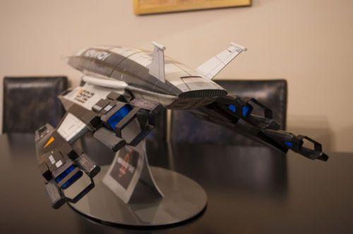 Mass Effect Normandy Sr-2 Model Project Plans