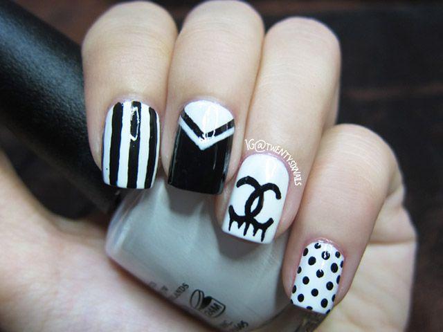 Nail designs chanel choice image nail art and nail design ideas nail designs chanel image collections nail art and nail design ideas chanel nail designs gallery nail prinsesfo Choice Image