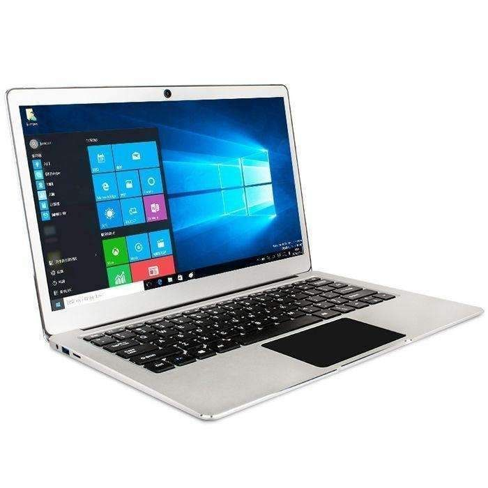 Silver Jumper Ezbook 3 Pro Laptop 13.3 Inch 6gb+64gb 9600mah Battery Windows 10 Intel Apollo Lake N3