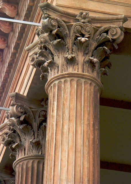 Architectural Columns And Pillars : Best images about roman architecture on pinterest