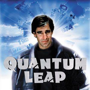 """Scott Bakula Quantum Leap  """"Oh boy!"""""""