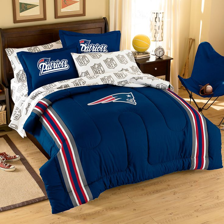 7 besten New England Patriots Merchandise, Bedding, Decor & Gifts ...