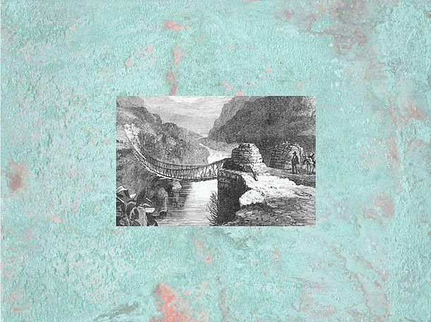 Libro Coya y promaucaes. Puente Cachapoal