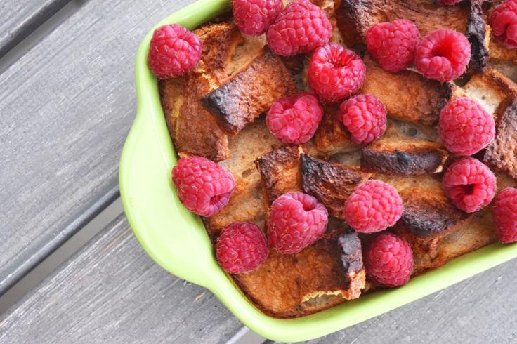 Dankzij het grote aantal gezonde ontbijtrecepten die ik ondertussen al op m'n blog gezwierd heb, zal het wel duidelijk zijn: ik <3 ontbijt. Ja, ik ga 's avonds altijd slapen met het idee dat ik …