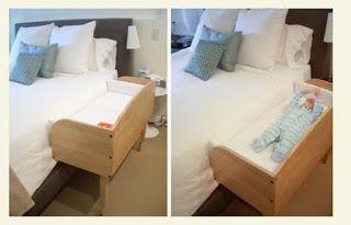 Mãe de Guri & Guria: Berços acoplados à cama com estilo!