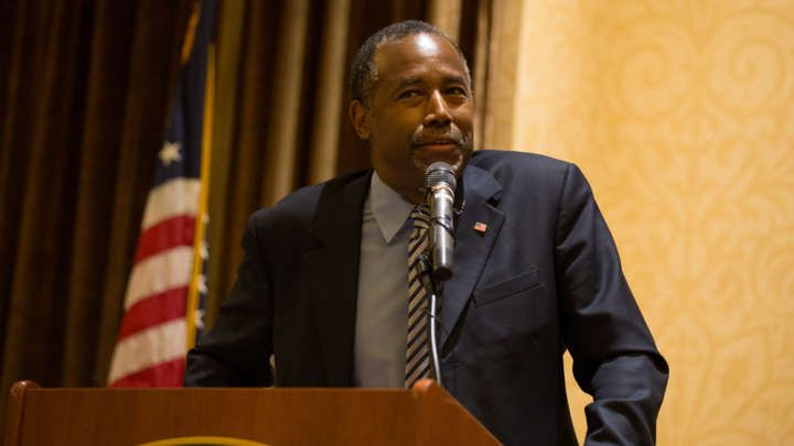 Young Earth Creationist Ben Carson Could Be America's New Secretary Of Education - Trump is sorting out his cabinet positions right now, and there are some reports out there that Dr Ben Carson could be the new Secretary of Education.