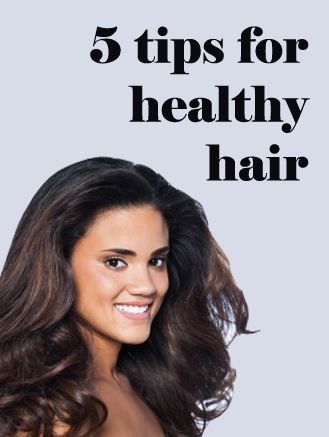 How To Have Healthy Natural Hair
