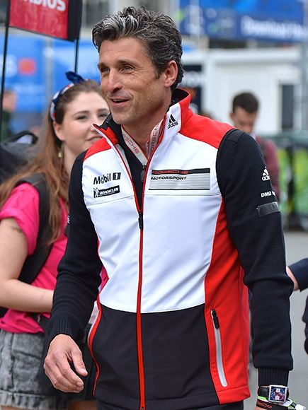 Star Tracks: Monday, June 20, 2016 | MOVING FAST | Patrick Dempsey attended the parade of drivers at the Le Mans race in France on Friday.