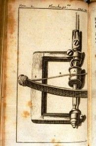 The History of Dentistry - Namibian Dental Association.  Pierre Fauchard's dentist drill made in the late 17th century