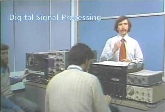 Digital Signal Processing. This course discusses the analysis and representation of discrete-time signal systems, digital filters, and computation of the discrete Fourier transform. Digital Signal Processing begins with a discussion of the analysis and representation of discrete-time signal systems, including discrete-time convolution, difference equations, the z-transform, and the discrete-time Fourier transform.