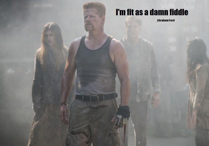 The Walking Dead Abraham Quotes. QuotesGram