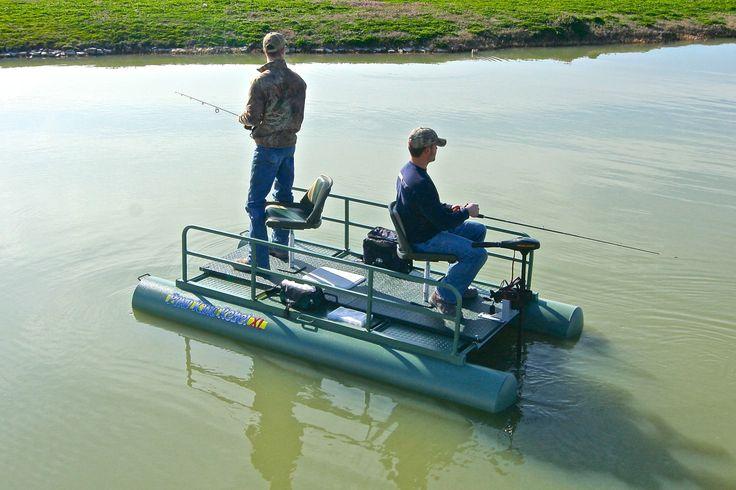 10 Best Pond King Pontoon Boats Images On Pinterest