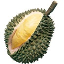 We have this wondrous strange fruit in Costa Rica. Guanabana. It is absolutely and spectacularly delicious.  No joke.