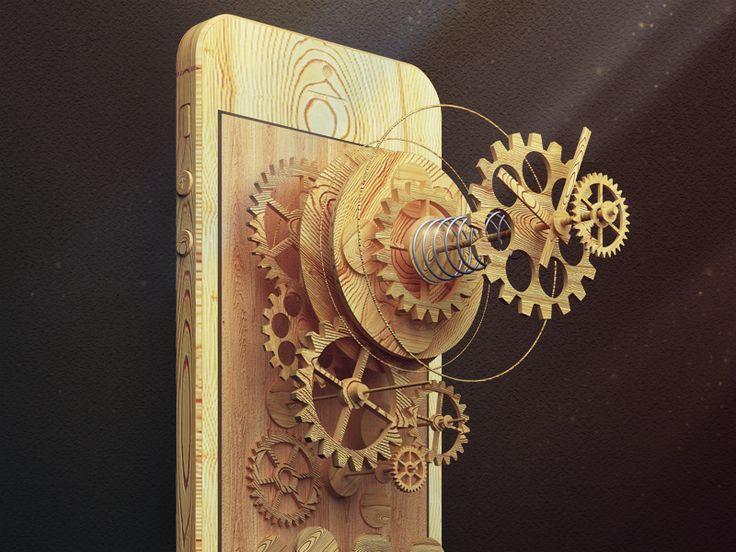 Woodpunk by Sergey Valiukh