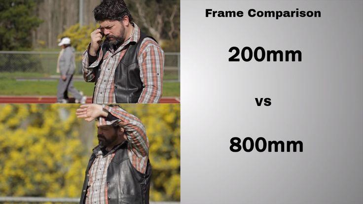 Lens focal lengths tutorial