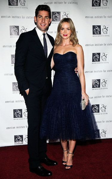 Emily Blunt and John Krasinski expecting first child - Photo 1 | Celebrity news in hellomagazine.com