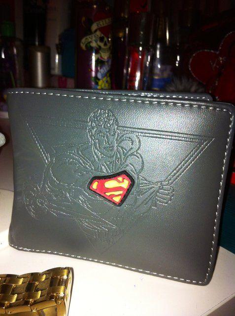 Fancy - Superman Wallet