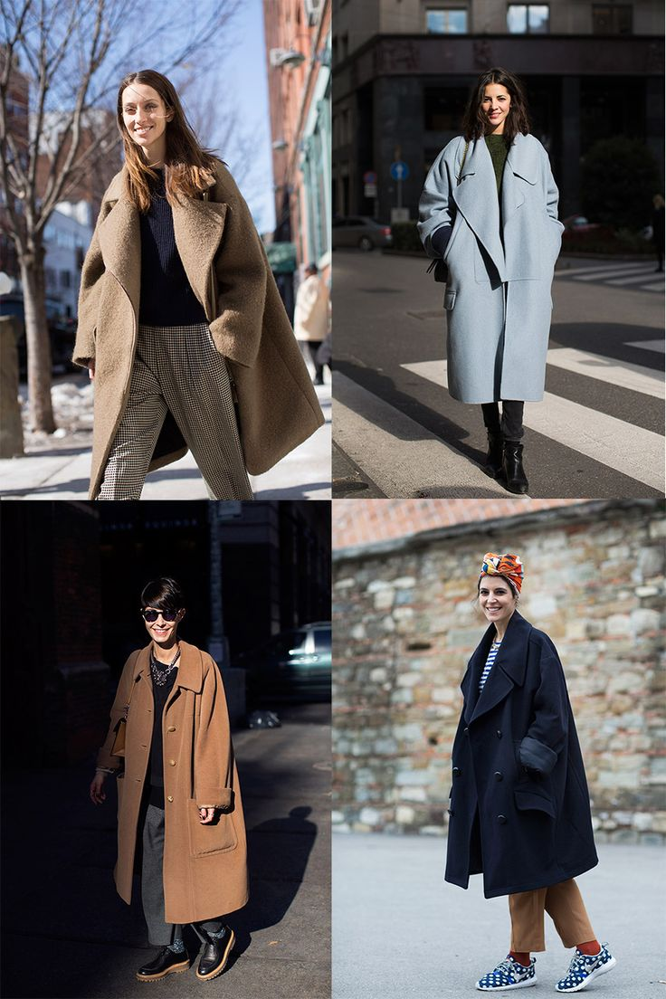 If You're Thinking About…An Oversized Coat