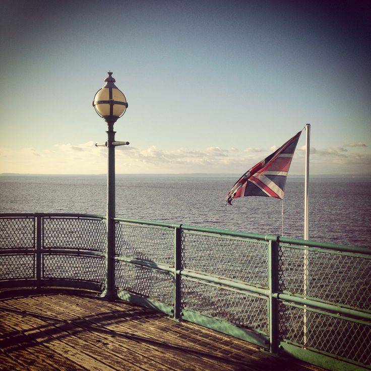 Clevedon Pier, England