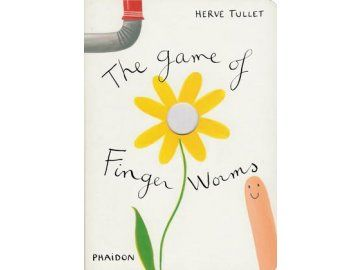 Kniha Hra na žížaly / The Game of Finger Worms