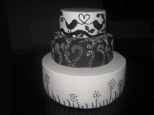 One of my own cakes . Facebook Cakes By Christine