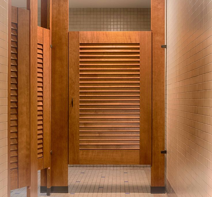 21 Best Louvered Toilet Partitions Images On Pinterest Bathrooms Toilet And Toilets
