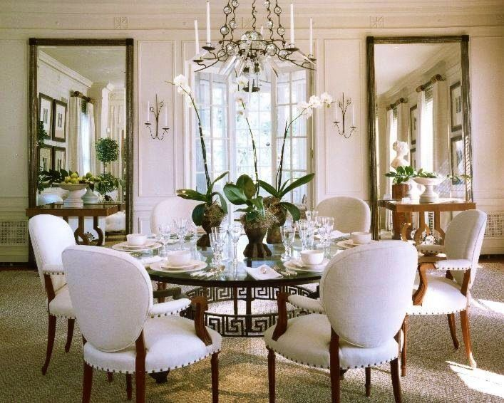 17 Best Ideas About Christmas Dining Rooms On Pinterest: 17 Best Ideas About Leaning Mirror On Pinterest