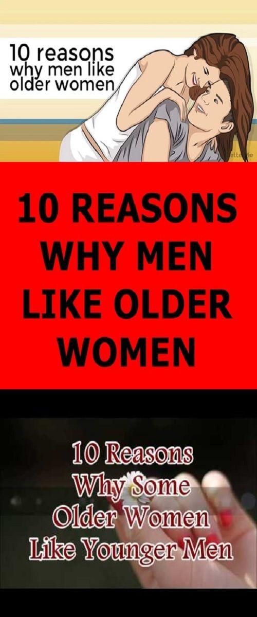 why do i like older women