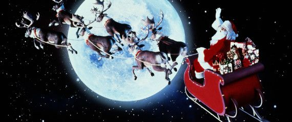 Use NORAD's Tracker To Follow Santa All Around The World