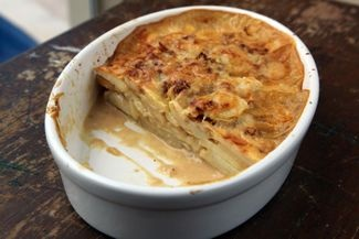 WHIP up this delicious quick and easy potato bake from Annette Sym's Symply Too Good To Be True cook book six.
