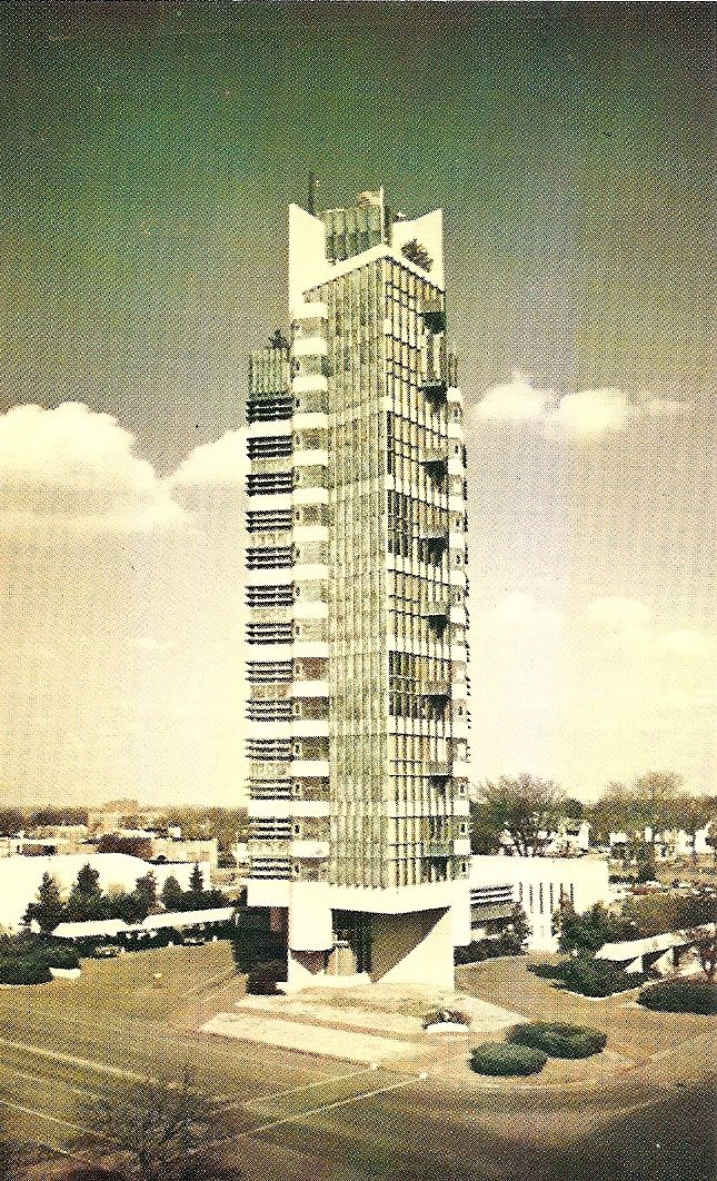 17 best images about frank lloyd wright price tower for Frank lloyd wright oklahoma