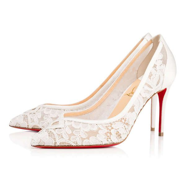 Christian Louboutin S 2018 Bridal Shoe Collection A Style For Everyone Christian Louboutin Wedding Shoes Louboutin Wedding Shoes Christian Louboutin Heels