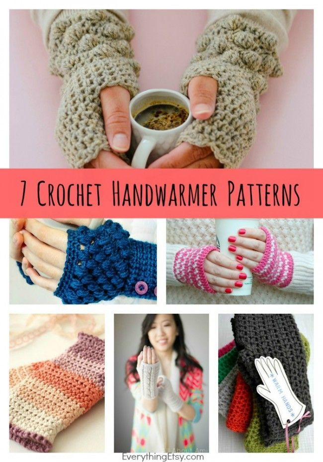 The weather is right for making a few fabulous crochet projects like these handwarmers!  You can create them in minutes and use up some of your scrap yarn stash at the same time. These free crochet handwarmer patterns are super easy to follow.  Beginners…this is a project for you! You won't need to sign up…   [read more]