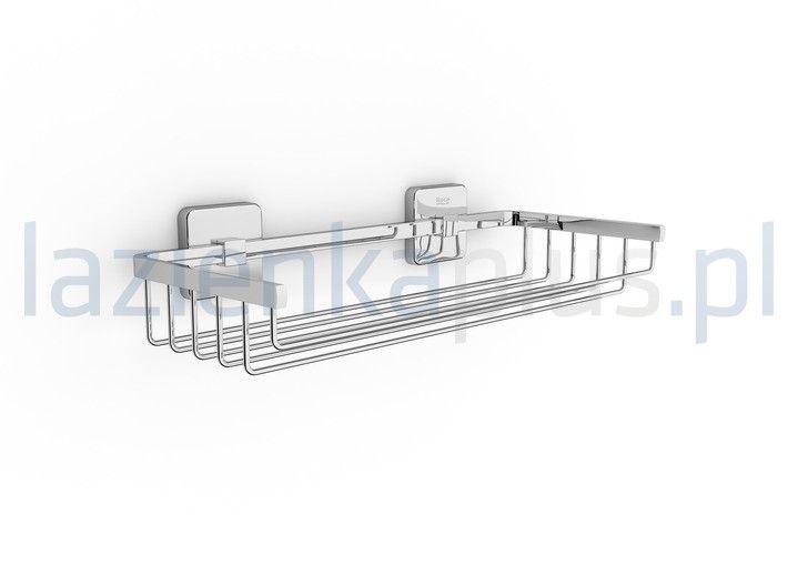 - prostokątny- mocowanie: do ściany- wymiary: 200 x 115 x 50 mm- kolor: chrom- praktyczny dodatek do każdej łazienki - wyposażenie łazienki - ...