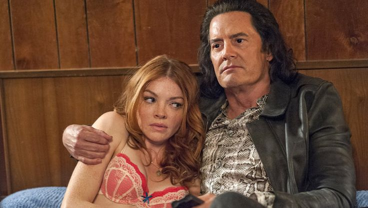 twin peaks the return | This is Why I'm So Disappointed in the New Twin Peaks - CATALOGUE ...