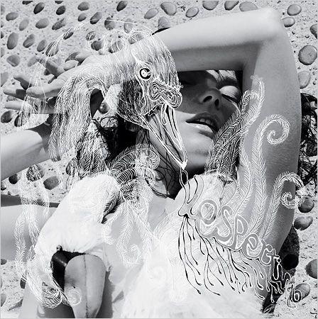 M/M Paris / Bjork cd cover