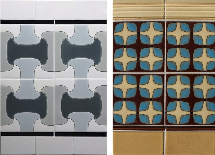 Pratt And Larson Tile Stone For Your Mid Century Home