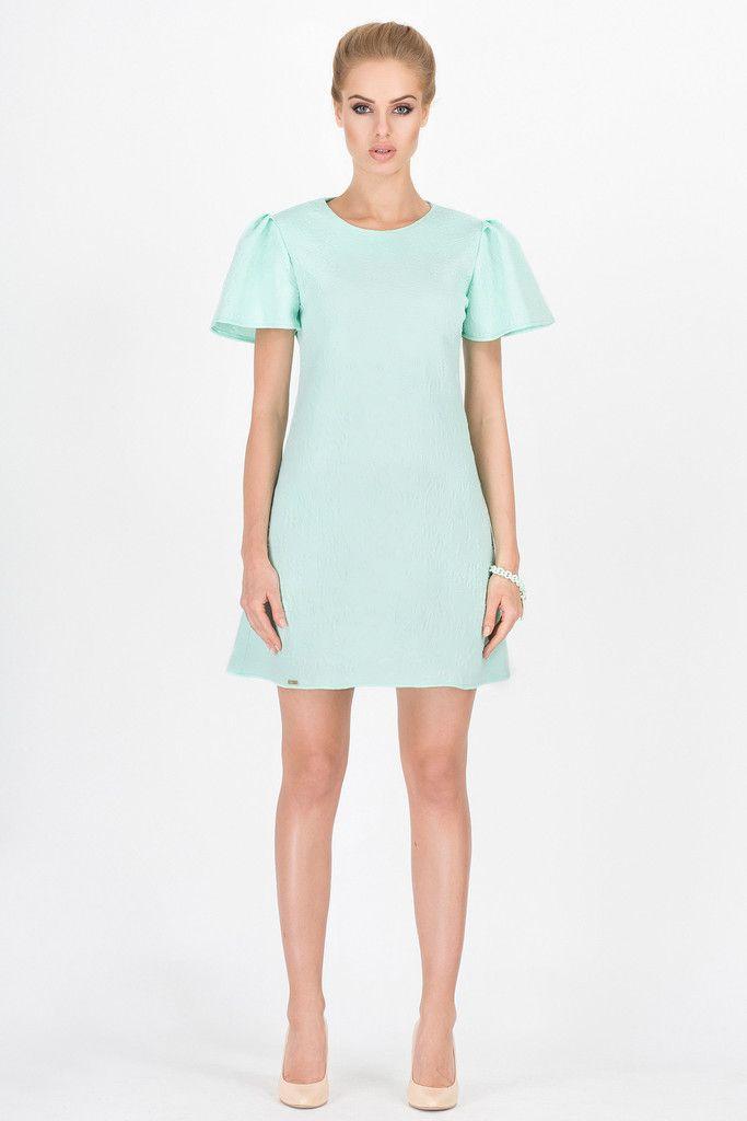 CM - Elegant Mint Dress – Kiss and Belle Boutique