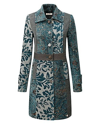 I have always loved Joe Browns coats - this one is amazing. Wish the money tree would grow!!