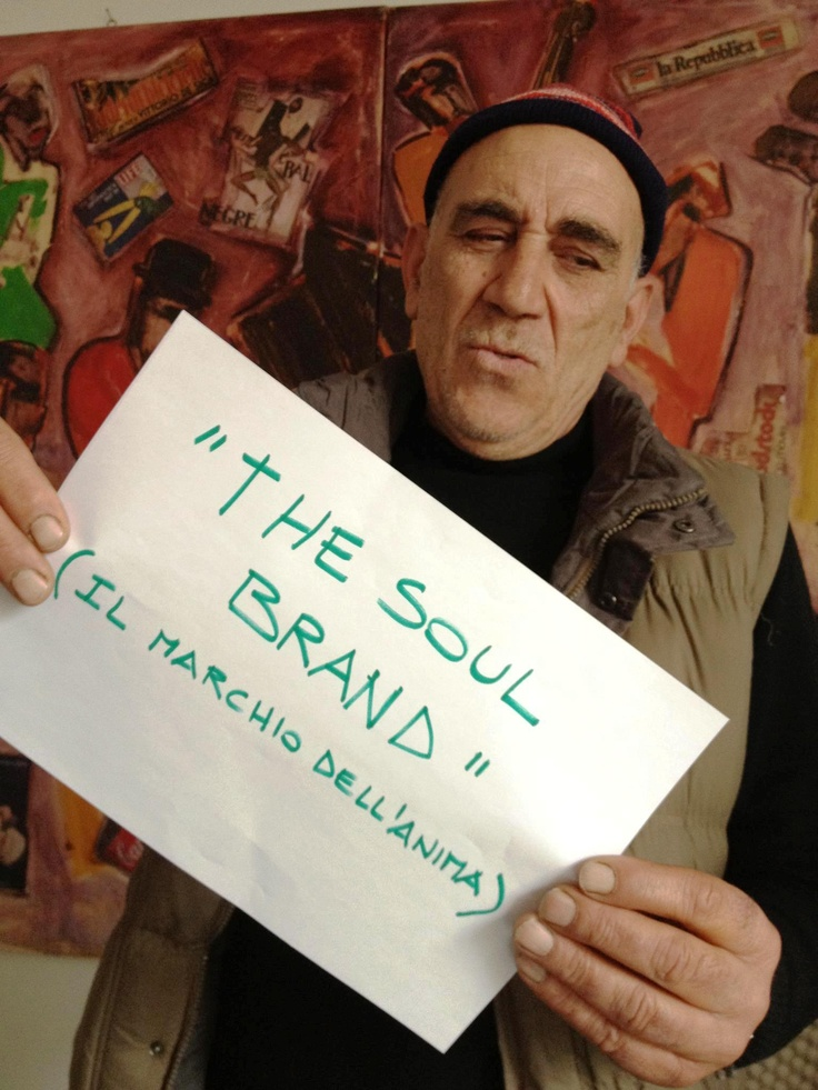 The Soul Brand / Il marchio dell'anima.  Thanks to Marco Mudu