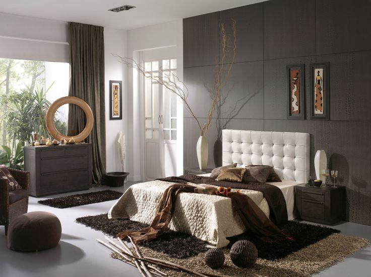 M s de 1000 ideas sobre cabeceros de cama tapizados en - Ideas cabeceros cama ...