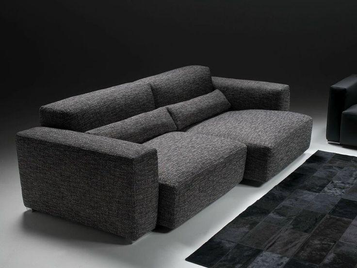 Sofá tapizado de tela con funda extraíble ATHOS by GYFORM