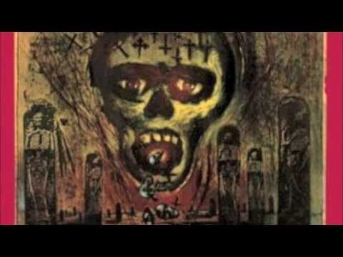 slayer-dead skin mask