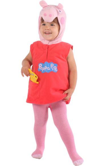 AMELIE: Child Peppa Pig Costume