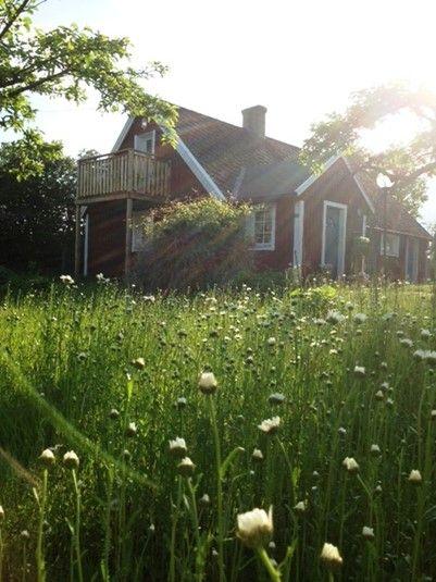 Träume nicht vom Leben sondern lebe Deinen Traum, dies bei einem Ferienhausurlaub in Schweden