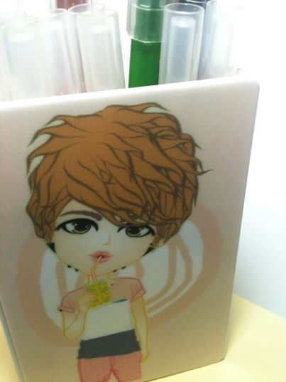 acrylic BOX (own Creation) | 7 member @ 17K IDR (per item) (convr: 2 USD)| created by +Ratna Har (Little Lumut)
