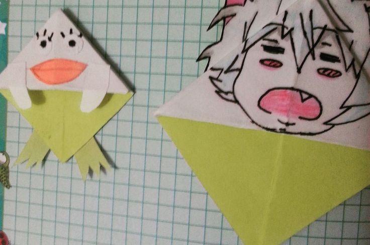 Separadores de Hojas Anime