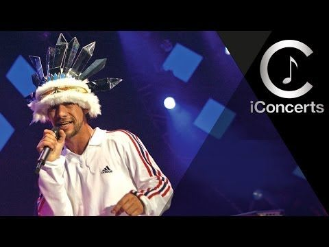 Jamiroquai: 'Cosmic Girl' LIVE! Original from the album 'Travelling Without Moving' (1996).