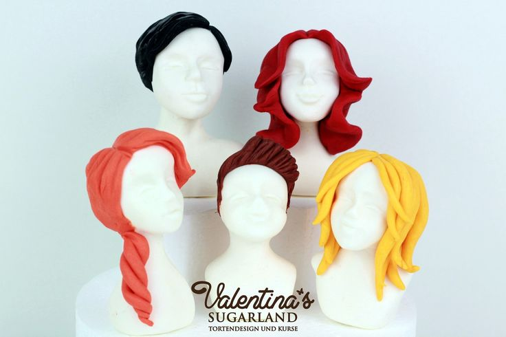 Hair Styles - Fondant                                                                                                                                                                                 Mehr