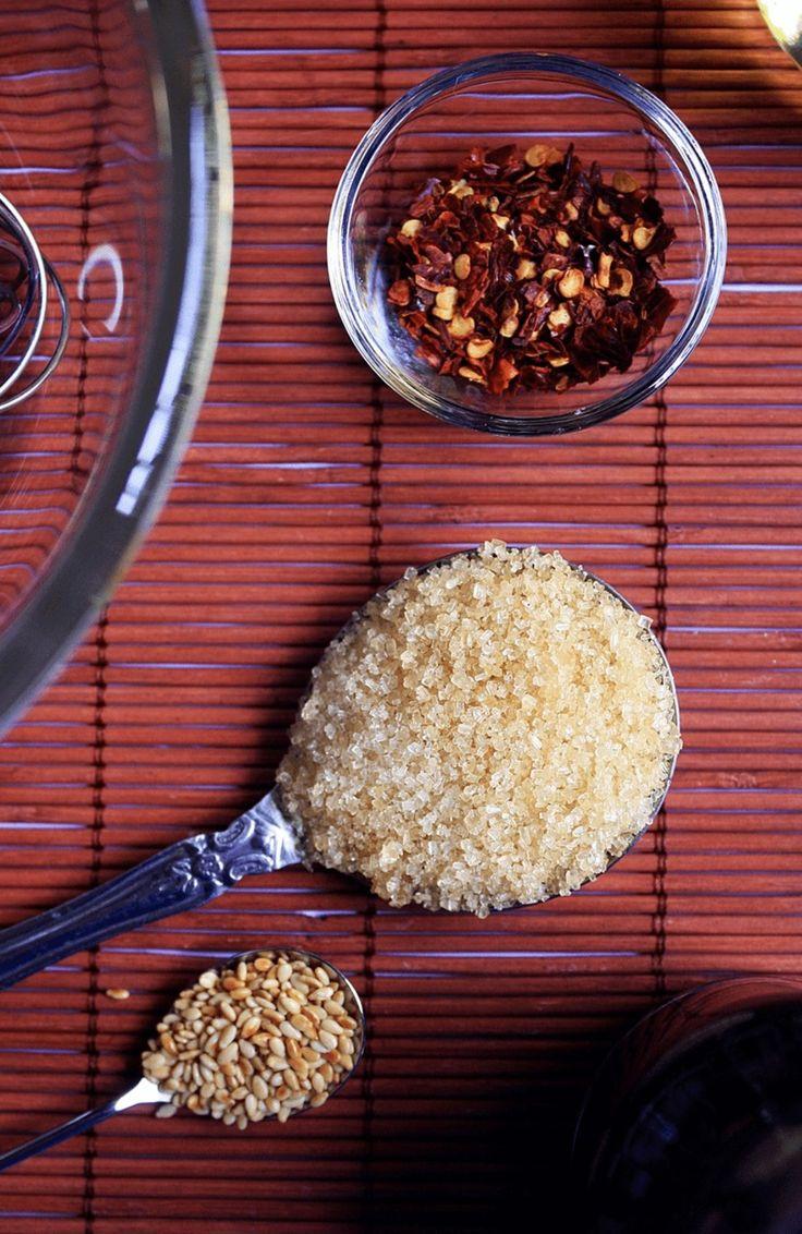 Teriyaki Sauce Ingredients | Vegan.io | The easist way to follow a vegan diet